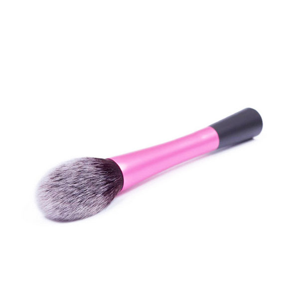High Quality Synthetic Hair Powder Blusher Cosmetic Makeup Brush 1Pcs