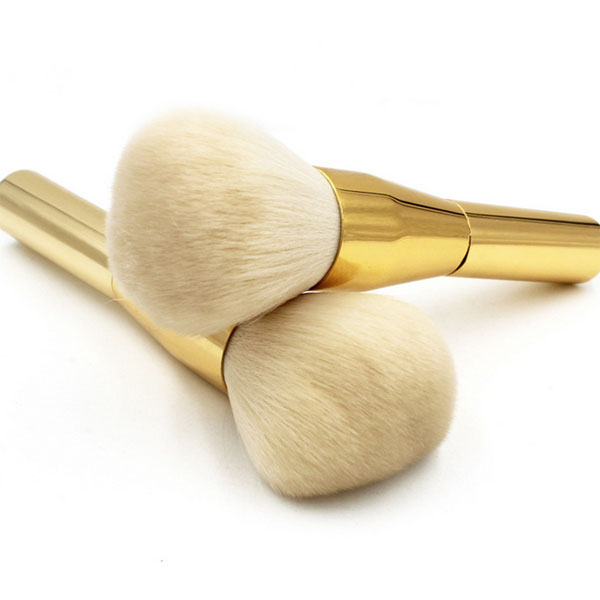 Single Synthetic Loose Powder Bluser Cosmetics Mineral Makeup Brush