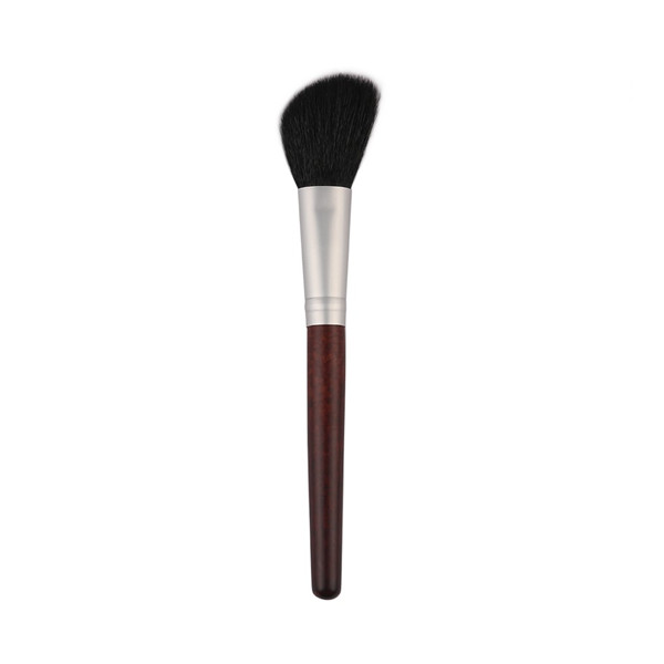 Single high quality synthetic wood maquillaje blush brush 1 pcs