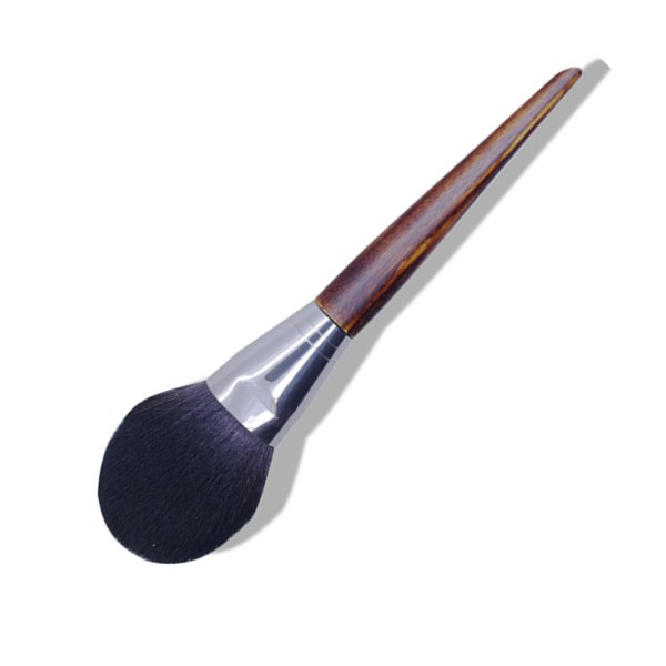High Quality Cosmetics Face Powder Blusher Makeup Brush With Logo
