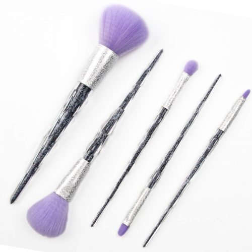 5Pcs Powder Blush Brow Cosmetic Makeup Tools Make up Brushes Set