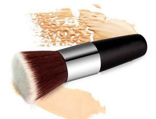 Do you know how to choose foundation brush?
