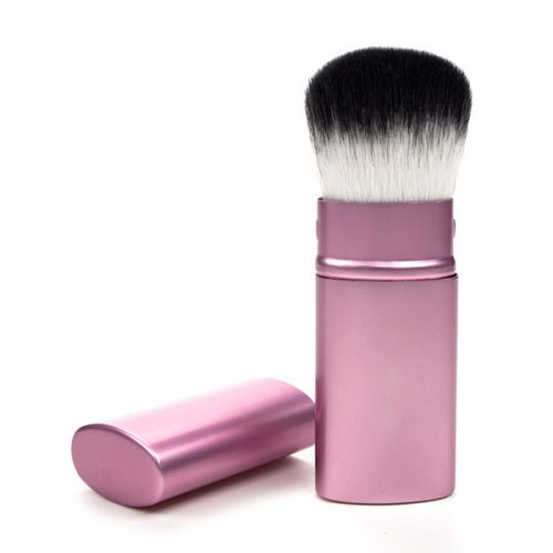 High Quality Goat Hair Cosmetics Face Powder Makeup Brush 1 Pcs