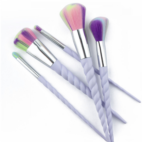 5 PCS Personalized Cosmetic Face Blush Eye Brush Custom Makeup Brush