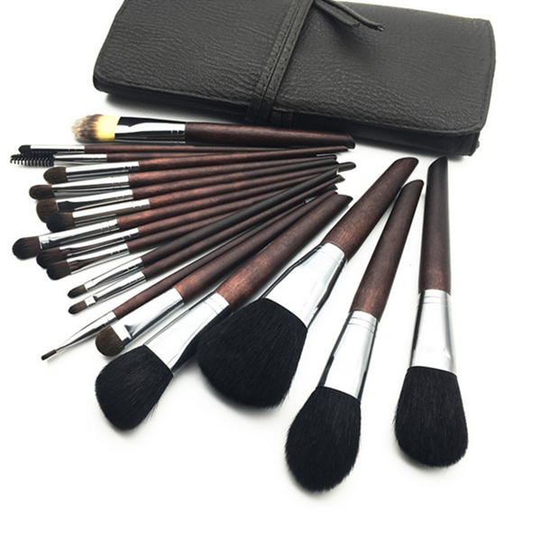 Customer Brand Powder Foundation Eye Shadow Brow Makeup Brush 26Pcs