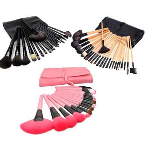 Wholesale Makeup Brush 24Pcs Cosmetic Makeup Brush Set Top Quality