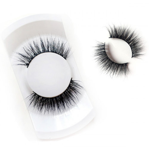 Custom packaging private label mink eyelashes 3d real mink lashes