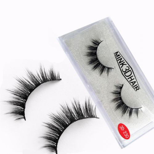 100% real 3d mink lashes private label beauty mink eyelashes with OEM