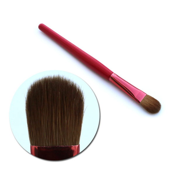 High Quality Mink Ishadow Brush Private Lable Eye Makeup Brush