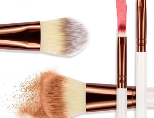 Why the makeup brush hair loss